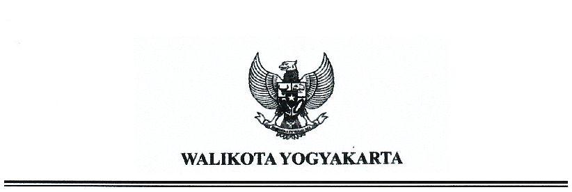 Surat Edaran Walikota Yogyakarta tentang Gerakan Tiga Bulan Bersih Sampah