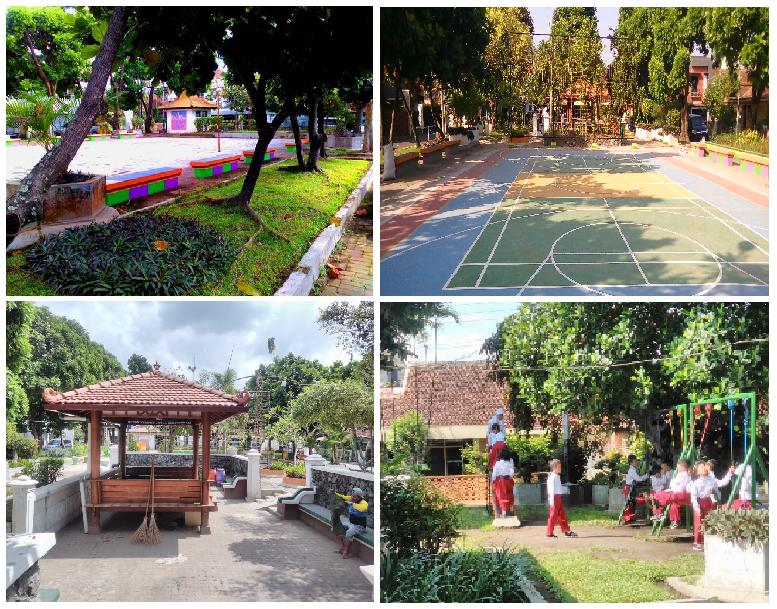 Taman Bakung, RTHP Asri yang Full Fasilitas