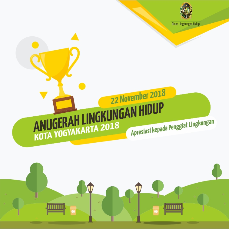 Anugerah Lingkungan Hidup Kota Yogyakarta Tahun 2018 Akan Segera Digelar