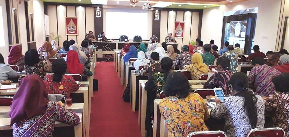 Workshop Sekolah Berwawasan Lingkungan
