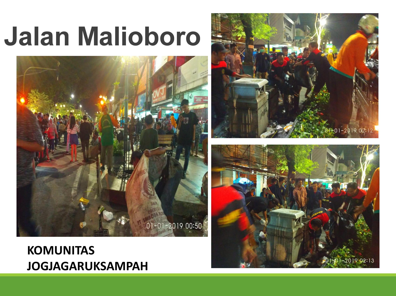 Reresik Jl. Malioboro