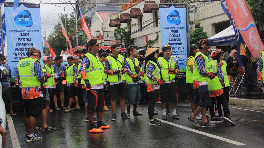 HPSN 2019 - Aksi Polisi Sampah